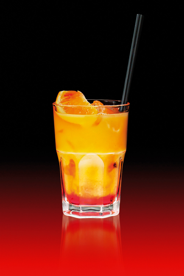 Campari-Orange Pops Recipe — Dishmaps